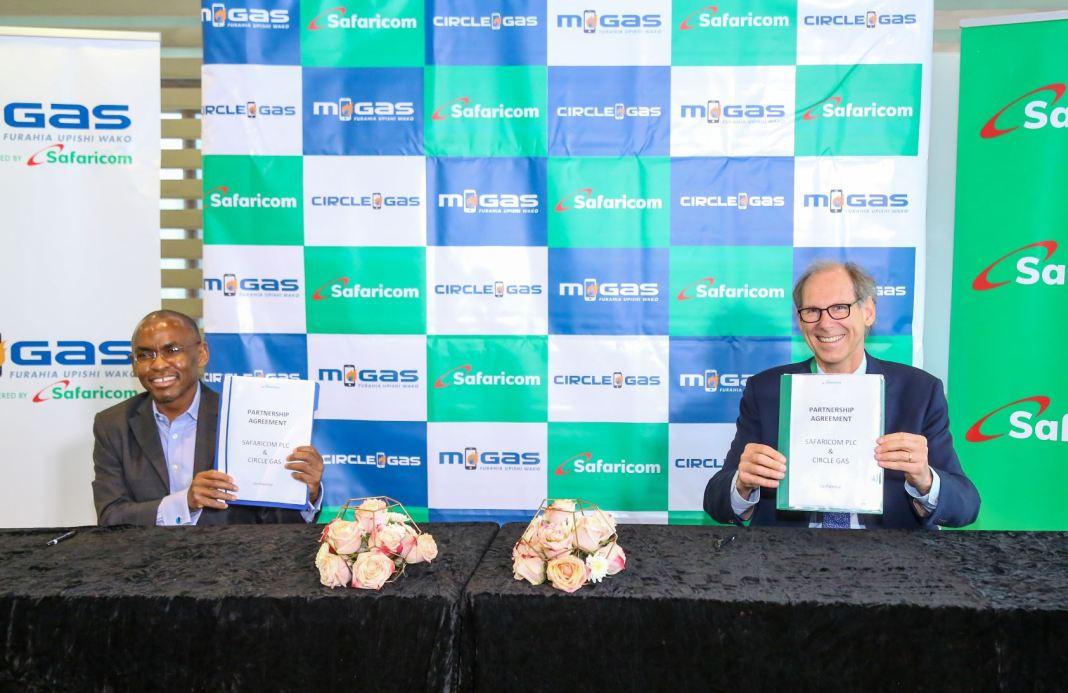 Safaricom M-Gas Kenya