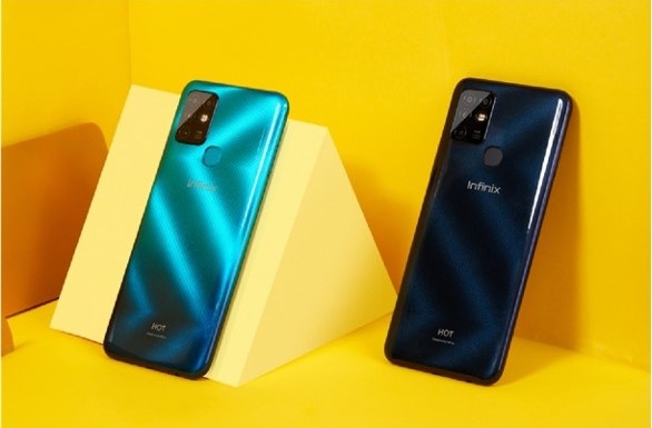 Infinix HOT 10 and HOT 10 Lite