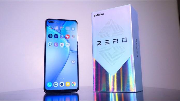 Infinix Zero 8 Kenya