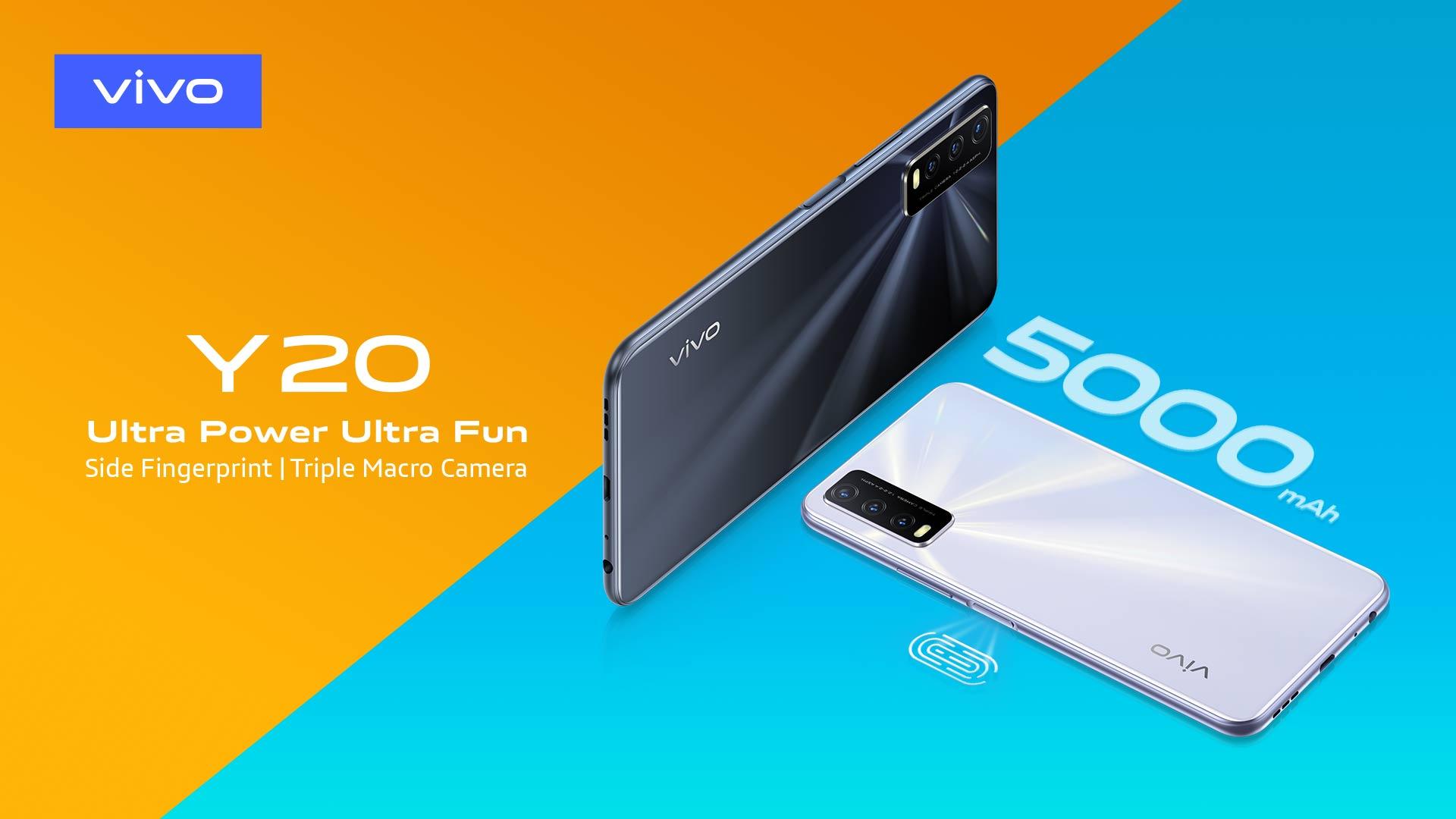 Vivo Y20 to launch in Kenya in October