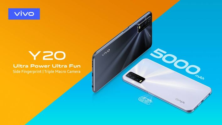 Vivo Y20 Specifications and Price in Kenya
