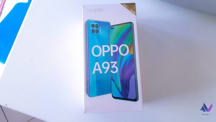 OPPO A93 Review UNIT Kenya