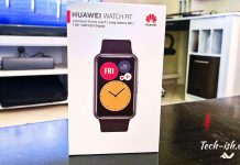 Huawei is launching the Watch FIT in Kenya soon