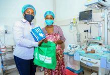 Safaricom M-Pesa Foundation Expectant Mothers