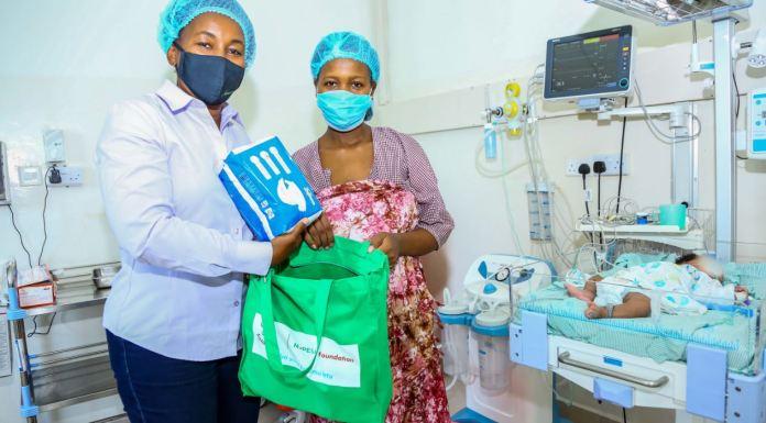 Safaricom M-Pesa Foundation Expectant Mothers