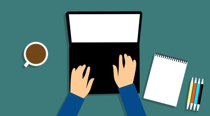 Office MacBook Pro