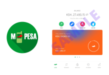 Safaricom New M-Pesa App
