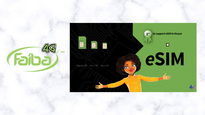 Faiba 4G now supports eSims - how to activate it on your phone!
