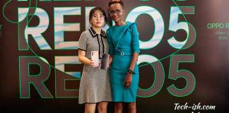 OPPO launches the Reno5 in Kenya with Super-Fast 50W Charging