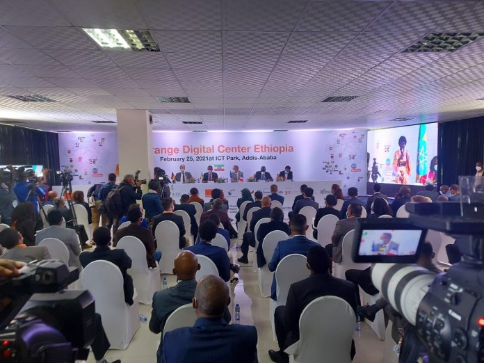 GIZ and Orange launch Digital Center in Ethiopia to Train Young People in Digital Technology