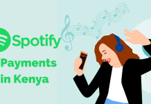 Spotify in Kenya; Prices when you Sign up, and How to Pay