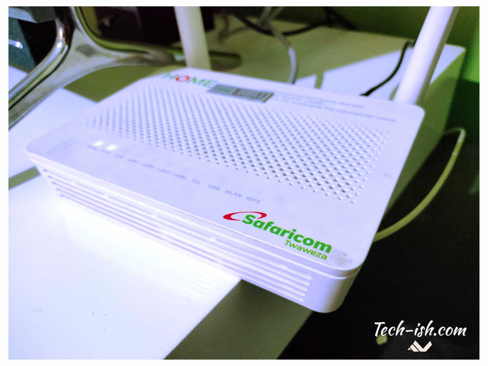 Safaricom's 20Mbps Home Fibre Package is enough for all my home internet needs