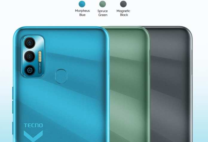 TECNO Spark 7 Photos, Specifications and Price in Kenya