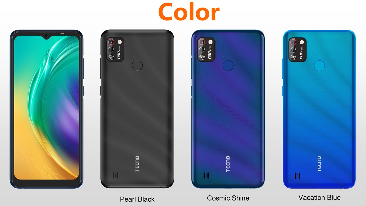 TECNO POP 4 PRO Specifications and Price in Kenya