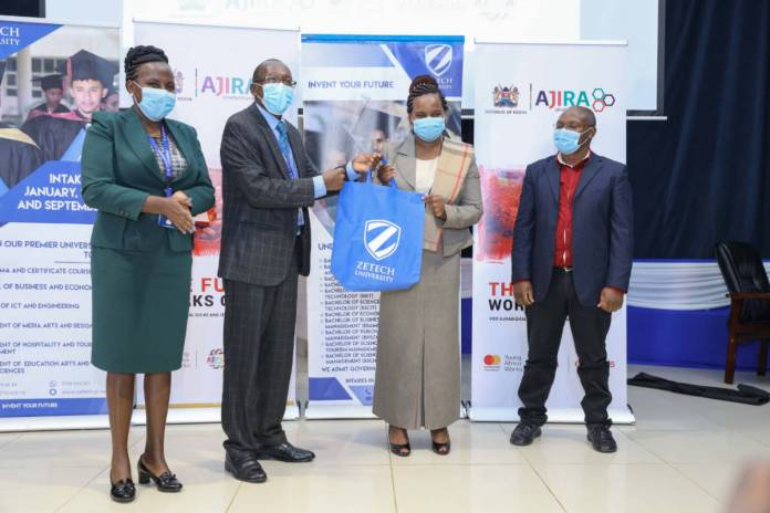 Ajira Digital Program launched in Universities and TVETs