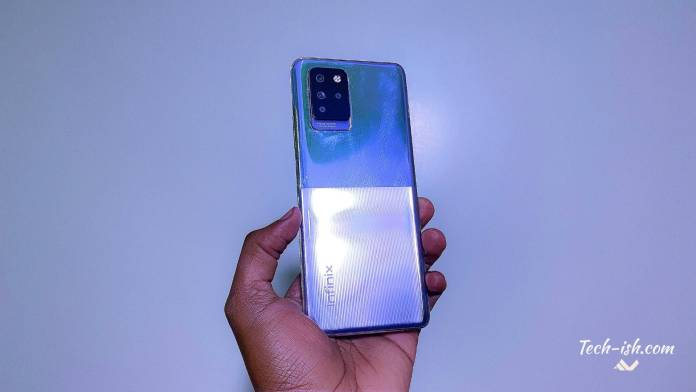 Infinix NOTE 10 Pro now available for pre-order in Kenya