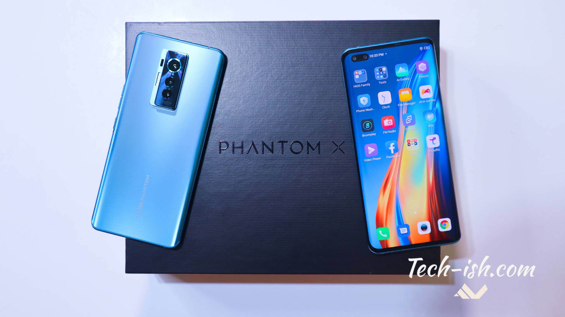 TECNO Phantom X Unboxing and First Impressions