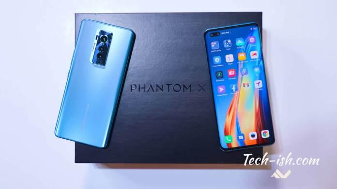 TECNO Phantom X Specifications and Price in Kenya