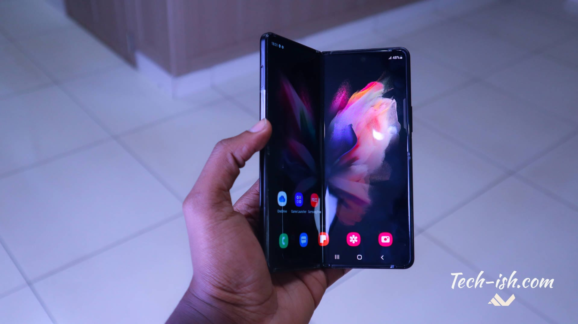 Samsung Galaxy Z Fold 3 Specifications and Price