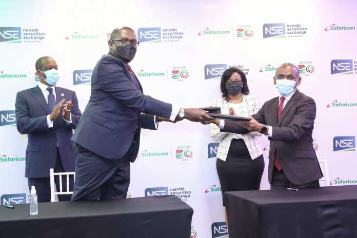How to Invest in the Nairobi Securities Exchanges (NSE) using Safaricom Bonga Points