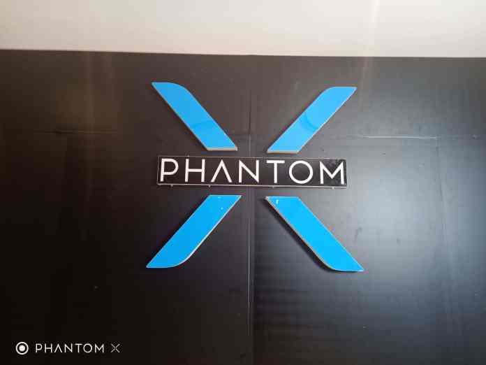 Photos taken by the Phantom X