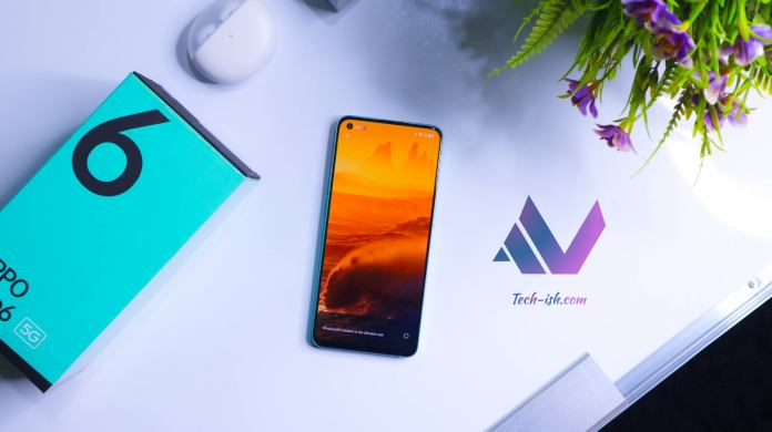 OPPO Reno6 5G Specifications and Price in Kenya