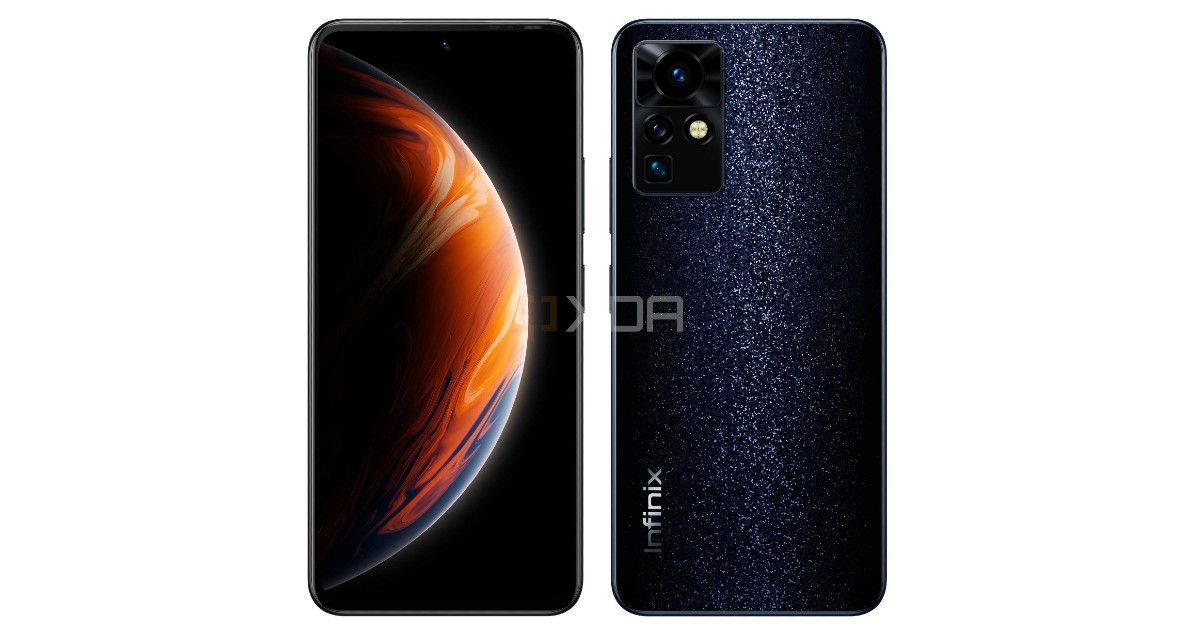 Infinix Zero X Pro First Look; 120Hz AMOLED Display, 108MP Camera and more