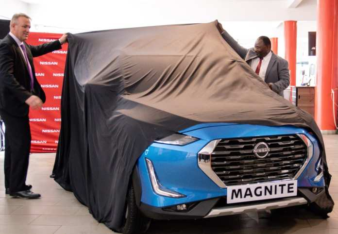 Nissan Magnite SUV launched in Kenya