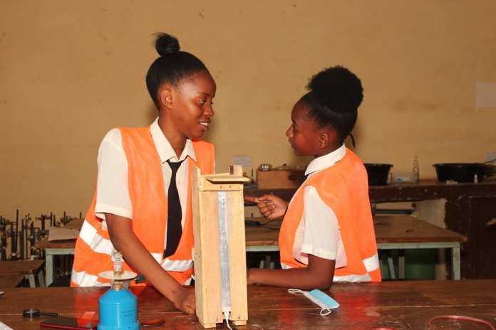 Two Students from Kilifi County Win 2021 YSK National Science and Technology Exhibitions