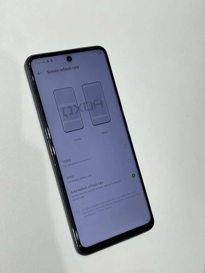 Infinix NOTE 11 Pro Expected Soon with 120Hz Display