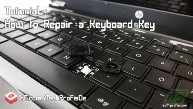 Laptop Keyboard Keys Fix Repair Installation Guide How to