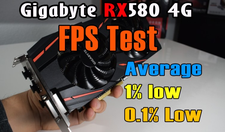 Testing Radeon RX 580 again!! 4GB or 8GB