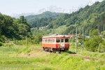 鉄道写真 夏・秋の大糸線