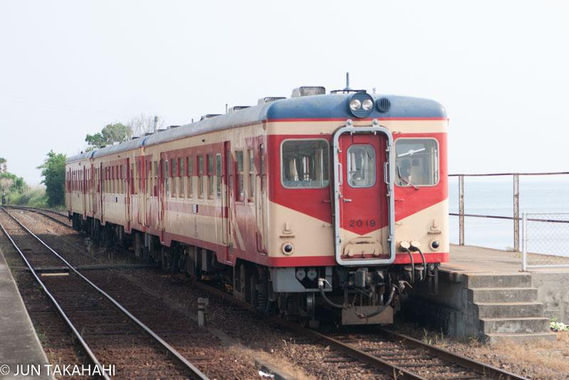 島原鉄道キハ20 島原鉄道オリジナル塗色