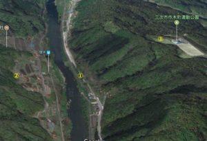 Googleマップ3Dで撮影できる場所を探す