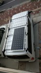 How to install a solar photovoltaic system to HIACE VAN