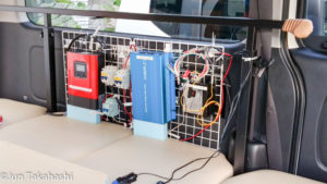 Automotive equipment for high-ace Automotive Solar Systems