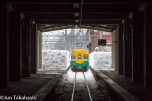 富山地方鉄道立山駅