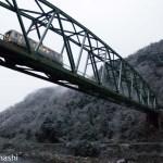 鉄道写真 2017/12 三江線最後の冬を撮る その2