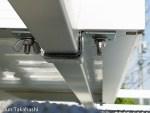 ハイエースソーラーパネルの取り付け方法改善