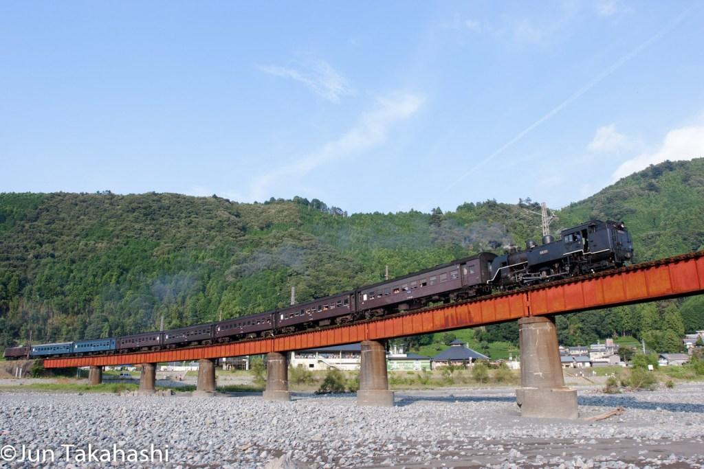 大井川鉄道撮影地