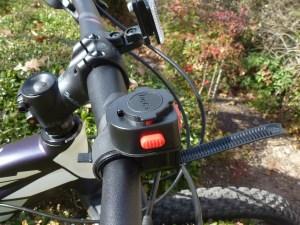 Bike Mount: Side View