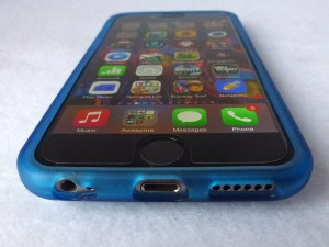 ZeroChroma Vario Protect for iPhone 6: Front Bottom View