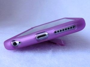 ZeroChroma Vario Protect for iPhone 6 Plus: Not a good typing position