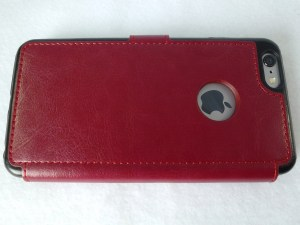 Verus Dandy Layered Wallet Case: Back View
