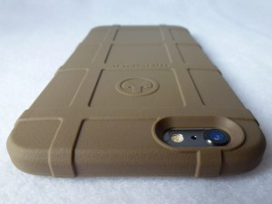 Magpul Field Case for iPhone 6 Plus: Back Top View
