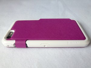 Trident Apollo Folio for iPhone 6 Plus: Back View