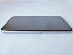 Rhinoshield Screen Protector for iPhone 6 Plus: Side View