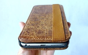 Doc Artisan Sport Wallet Case for iPhone 6 Plus- Front Closed View