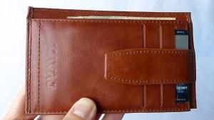 Kavaj Munich Wallet- Front Closed View